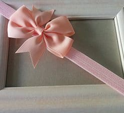 8eee4c1a57a Βρεφικό φορμάκι φλοράλ ροζ με ασορτί κορδέλα • minifashion.gr